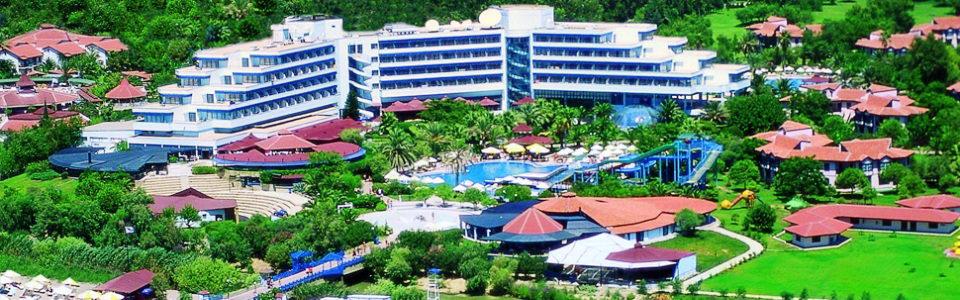 Nyaralás Side: Hotel Sunrise Park Resort & Spa *****