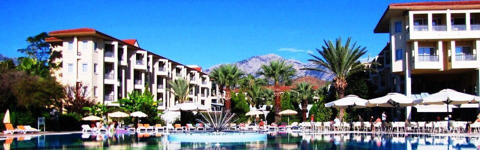 Nyaralás Kemer: Hotel Le Jardin Resort *****