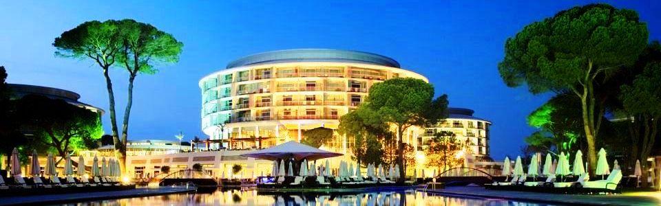 Nyaralás Belek: Hotel Calista Luxury Resort *****