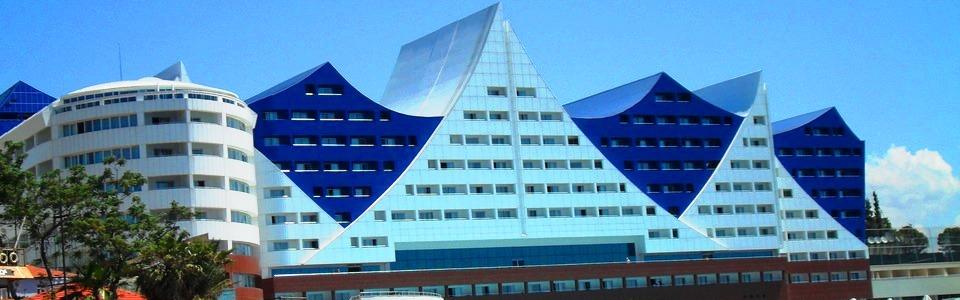 Tengerparti nyaralás Alanya: Hotel Vikingen Quality Resort & Spa *****