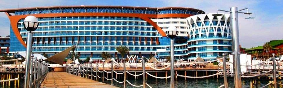 Nyaralás Alanya: Hotel Granada Luxury Resort *****