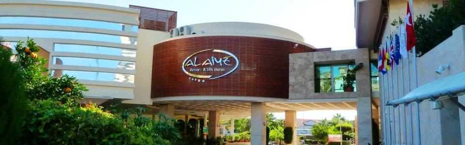 Nyaralás Alanya: Hotel Alaiye Resort *****