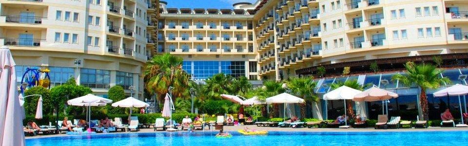 Nyaralás Alanya: Mukarnas Spa & Resort Hotel *****