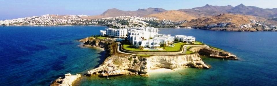 Nyaralás Bodrum: Hotel Xanadu Island Resort *****