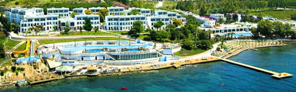 Nyaralás Bodrum: Hotel Kadikale Resort *****