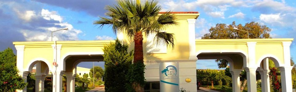 Nyaralás Égei-tenger: Hotel Palm Wings Beach Resort ***** Didim