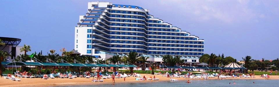 Nyaralás Égei-tenger: Hotel Venosa Beach Resort & Spa ***** Didim