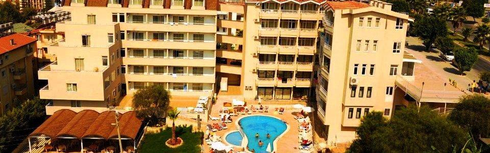 Török nyaralás Side: Hotel Sweet Park ***