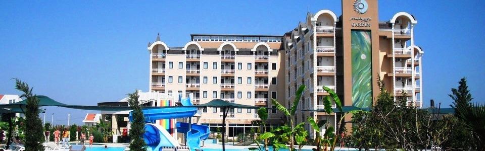 Törökországi nyaralás: Hotel Melissa Garden **** Belek