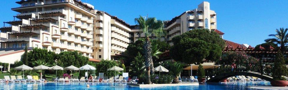 Tengerparti nyaralás Belek: Hotel Iberostar Bellis *****