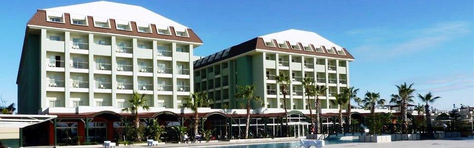 Tengerparti nyaralás: Hotel Vera Club ***** Belek