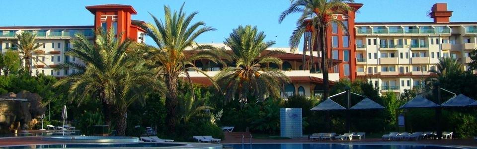 Törökországi nyaralás Belek: Hotel Belconti Resort *****