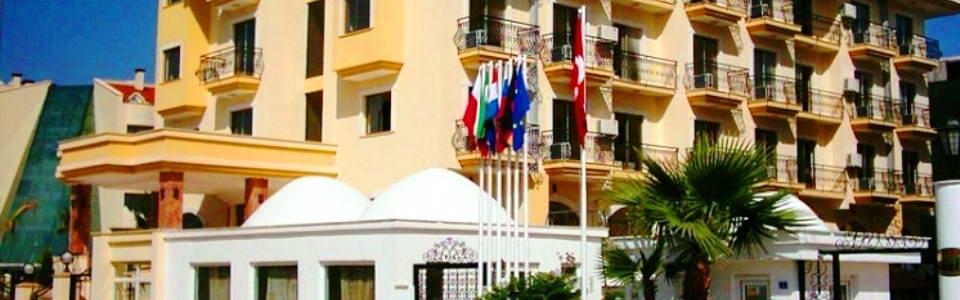 Török Riviéra: Hotel Stella **** Kemer