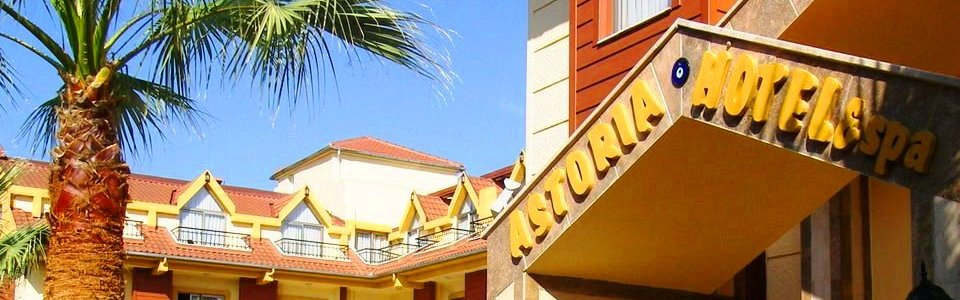 Török Nyaralás Kemer: Hotel Astoria & Spa ****