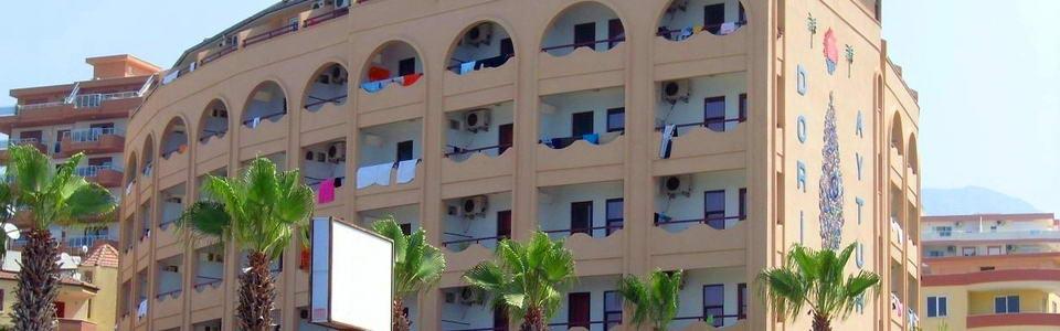 Török Riviéra: Hotel Hotel Doris Aytür *** Alanya