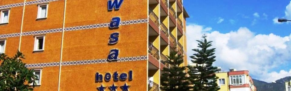 All Inclusive Török Utazás: Hotel Kleopatra Wasa *** Alanya