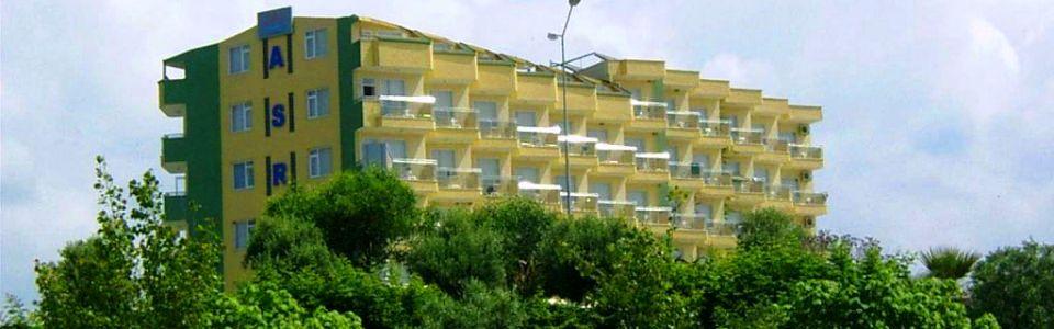 All Inclusive Török Utazás Alanya: Hotel Asrin Beach ****