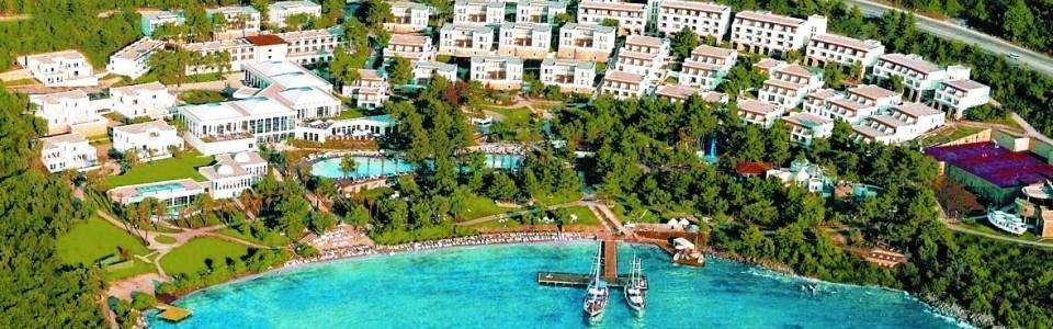 Luxus Nyaralás Tengerparton: Hotel Rixos Premium ***** Bodrum