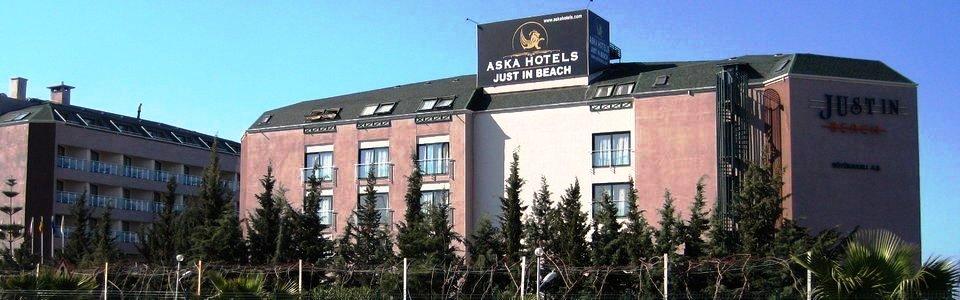 Tengerparti All Inclusive Nyaralás: Hotel Aska Just In Beach ***** Alanya