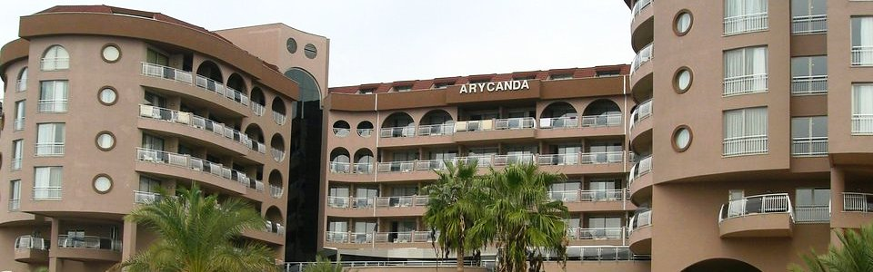 All Inclusive Utazás Törökországi Tengerpartra: Hotel Kirman Arycanda De Luxe ***** Alanya
