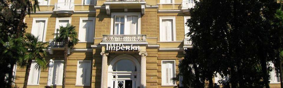 Szállásfoglalás Horvátország: Hotel Imperial *** Opatija