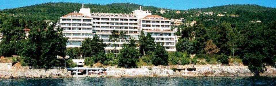Nyaralás Horvátországban: Hotel Excelsior **** Lovran