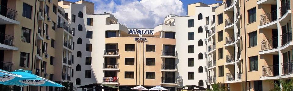 Nyaralás Naposparton: Hotel Avalon **** Bulgária