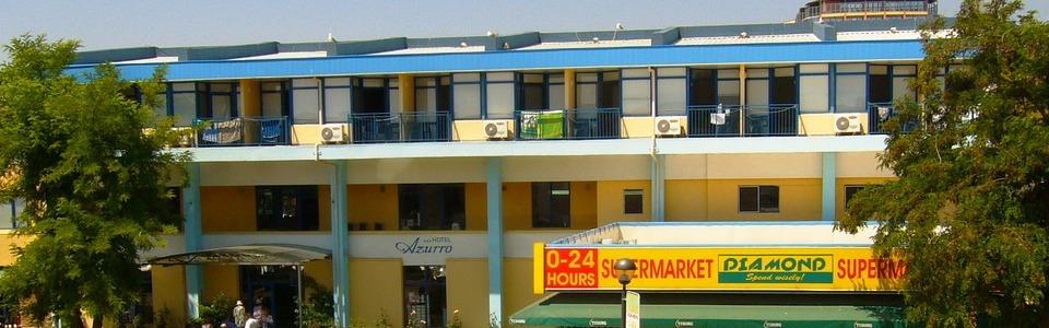 All Inclusive Tengerparti Nyaralás Bulgária: Hotel Azurro *** Napospart