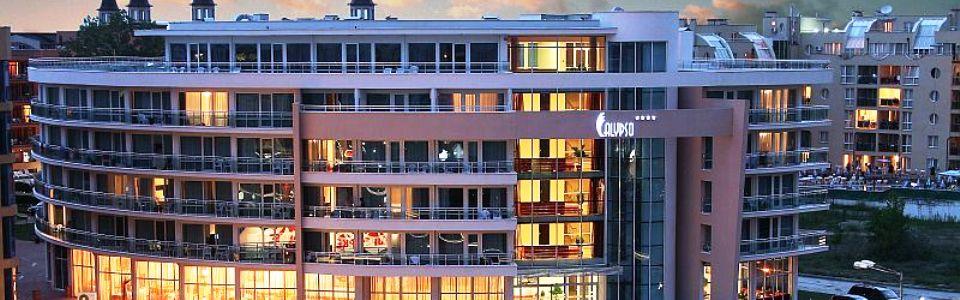 Pihenés Naposparton: Hotel Calypso ****+ Bulgária