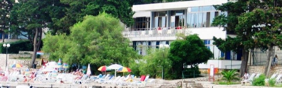 Horvátországi Szállásfoglalás: Park Hotel *** Korcula
