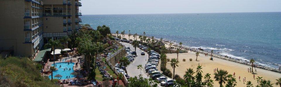 Nyaralás Costa Del Solon Hotel Benalmadena****