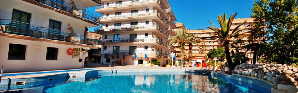 Costa Brava Nyaralás:Hotel Alhambra***