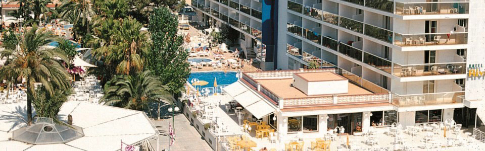 Nyaralás Costa Brava: Hotel Riviera***