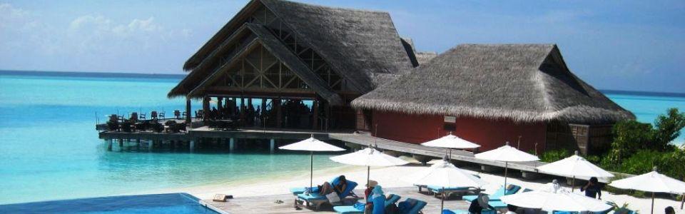 Maldiv-szigetek Hotel Anantara Dhigu Resort *****