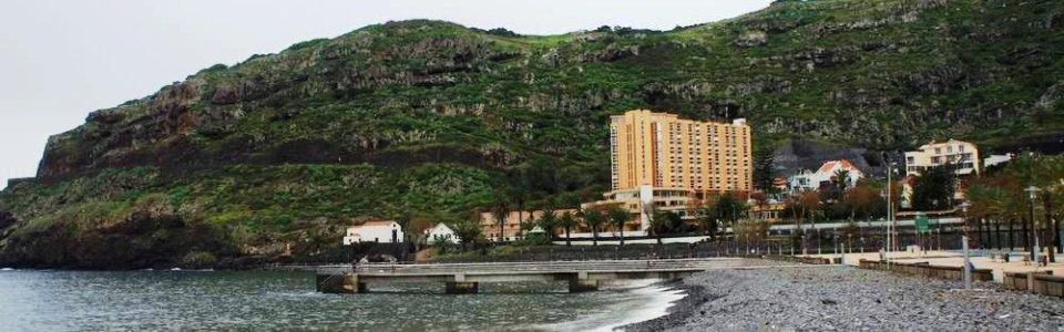 Nyaralás Madeira Hotel Dom Pedro Baia **** Portugália