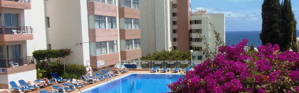 Nyaralás Madeira Hotel Dorisol Estrelicia *** Portugália
