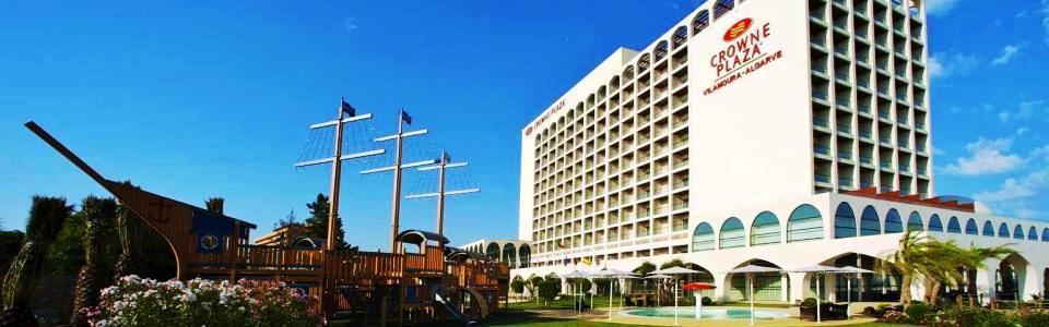 Hotel Crowne Plaza Vilamoura ***** Algarve