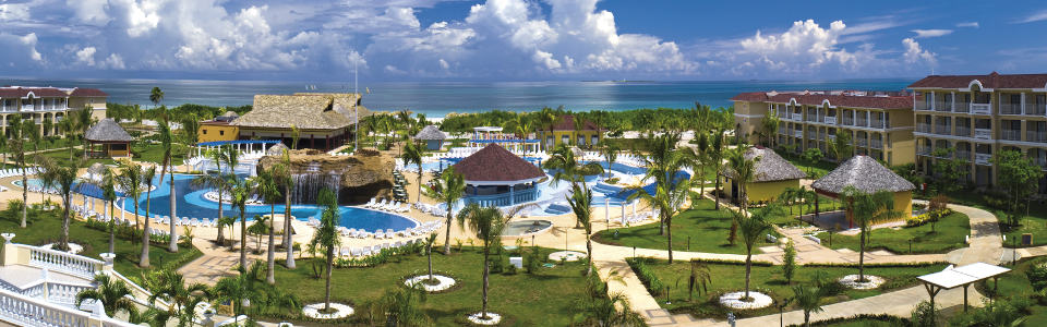 kubai nyaralás: Iberostar Laguna Azul Hotel*****
