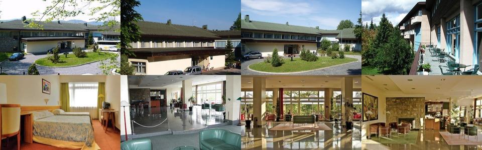 Hotelek Horvátországban Plitvicka Jezera Hotel Plitvice