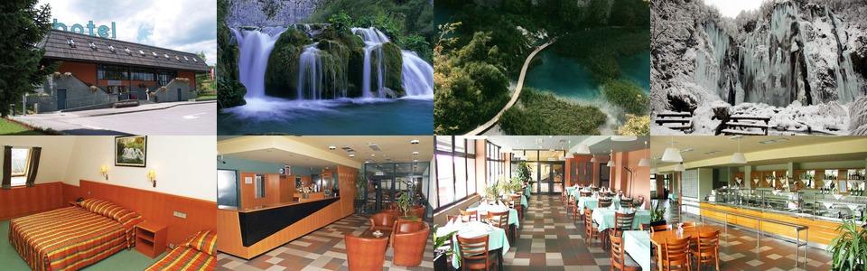 Hotelek Horvátországban Plitvicka Jezera Hotel Grabovac