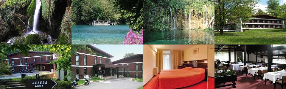 Hotelek Horvátországban Plitvicka Jezera Hotel Bellevue
