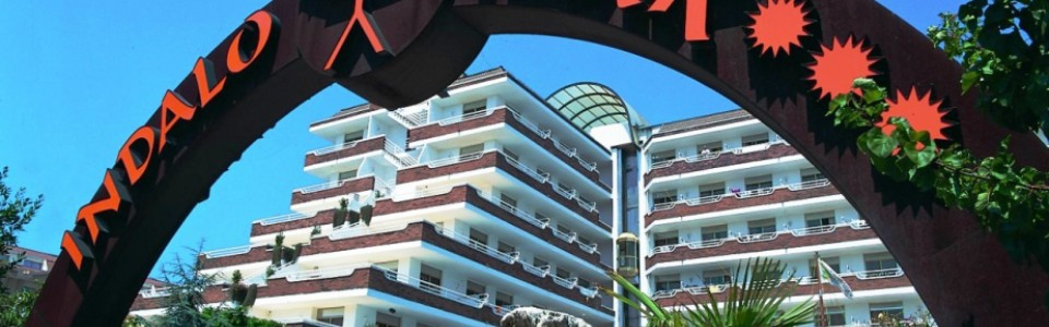 Hotel Indalo Park Santa Susanna Costa Brava
