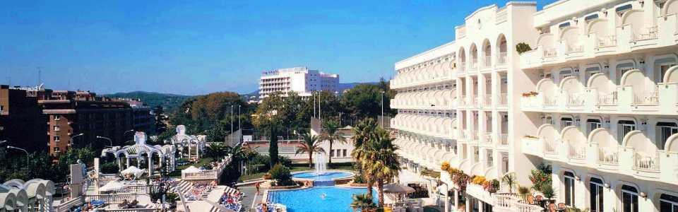Hotel Selyamar Lloret de Mar Costa Brava