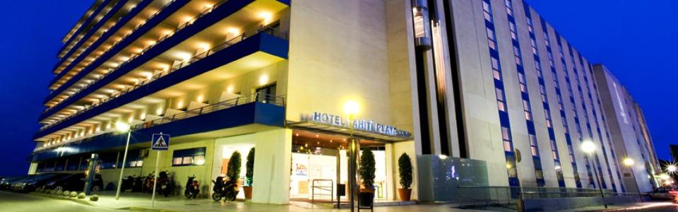 Hotel Tahiti Playa 4sup Santa Susanna