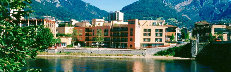 Hotel NH Pontevecchio 3 csillag Lecco