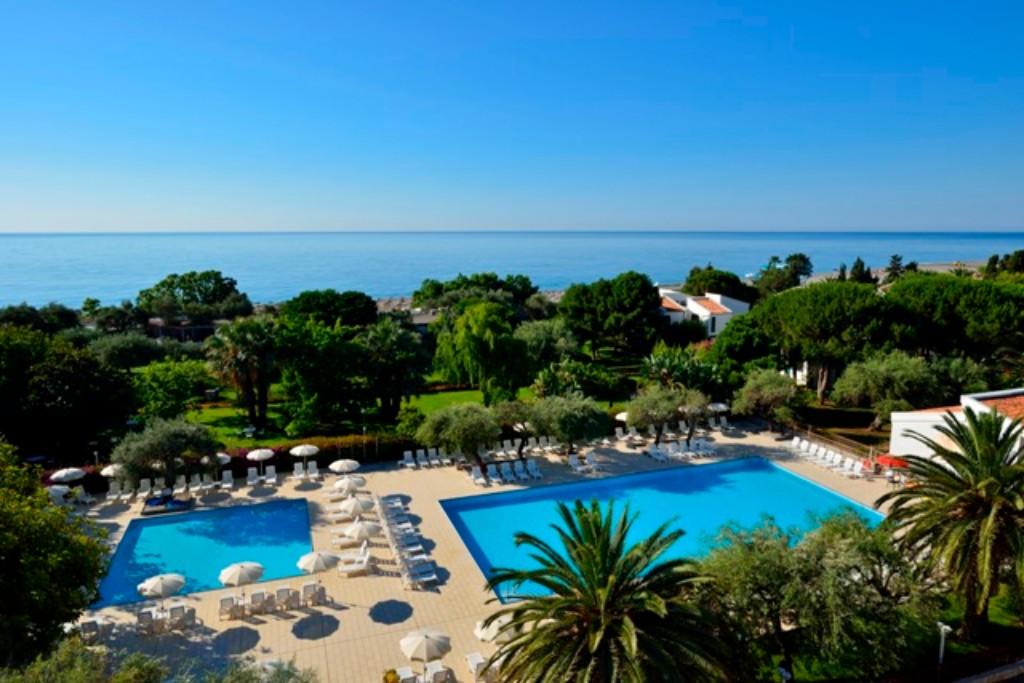 Modi Per atahotel Giardini Naxos Stock Di Giardino Arredamento