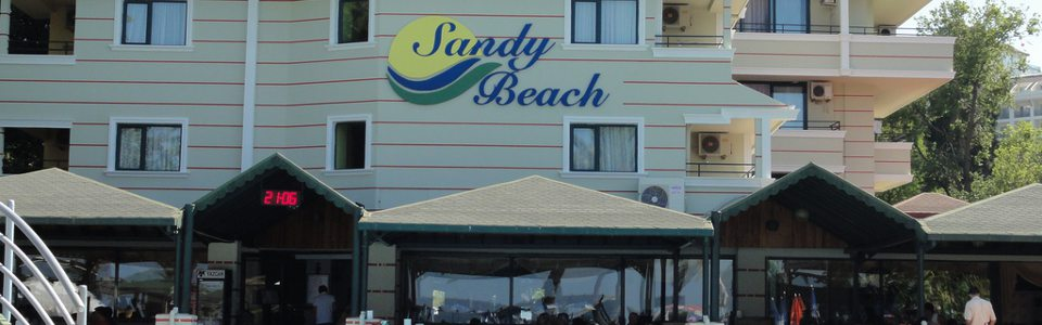 Side hotel: Sandy Beach ****