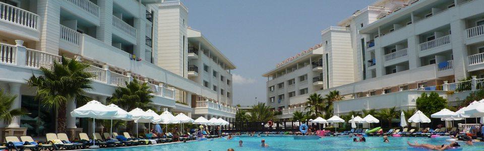 nyaralás Törökország: Dino Club Alba Queen  *****