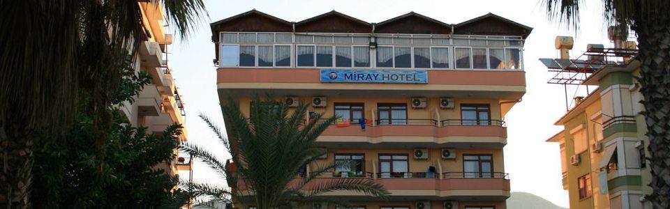 Utazás Törökország: Hotel Miray ***
