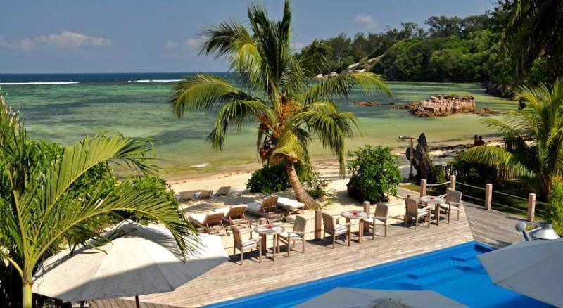 A 2013-ban nyitott szálloda  12 szobás családias szálloda a keleti parton Pointe Au Sel strandjánál található. Bájos szálloda, melyet a romantika és a kényelem jellemez.